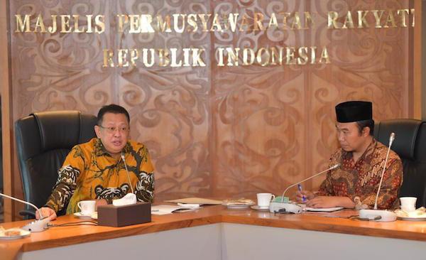 Bamsoet Ajak KAHMI Sosialisasikan Empat Pilar MPR RI - JPNN.com