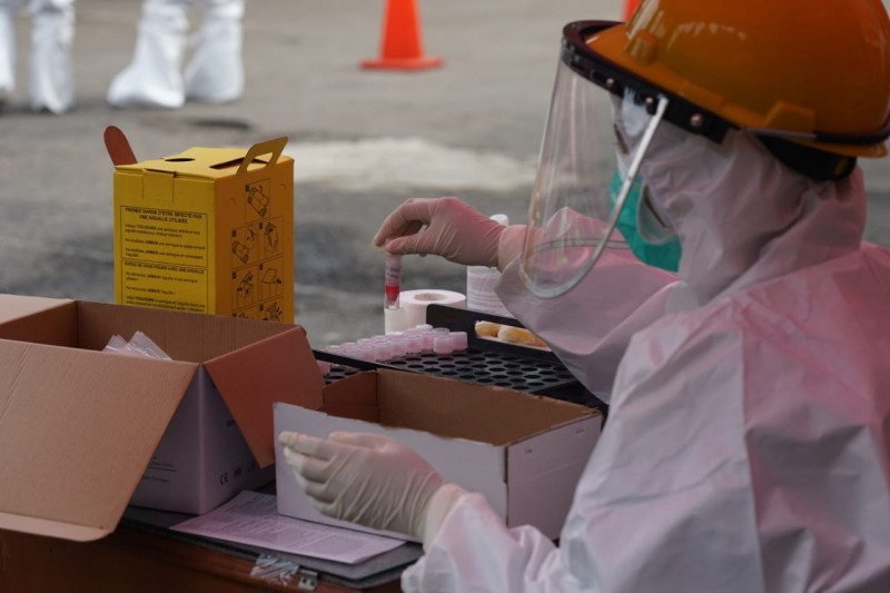 Pemeriksaan PCR di Indonesia Capai 82,51 Persen, Sesuai dari Target WHO - JPNN.com