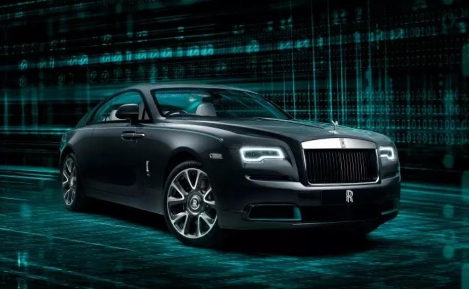 Wraith Kryptos, Teka-teki Mahal dari Rolls-Royce - JPNN.com