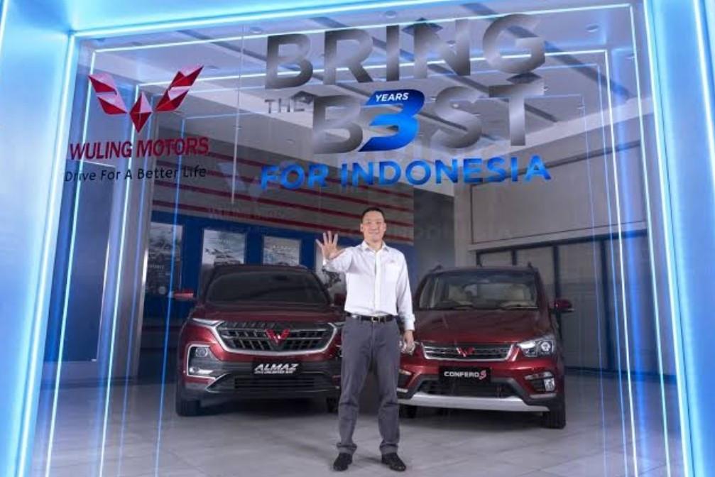 3 Tahun di Indonesia, Wuling Bukukan Penjualan Lebih dari 40 Ribu Unit - JPNN.com
