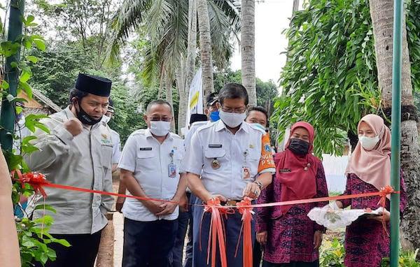 Sinergi Pemberdayaan Petani Kota, Bazis DKI Gandeng SMKN 63 Jakarta - JPNN.com