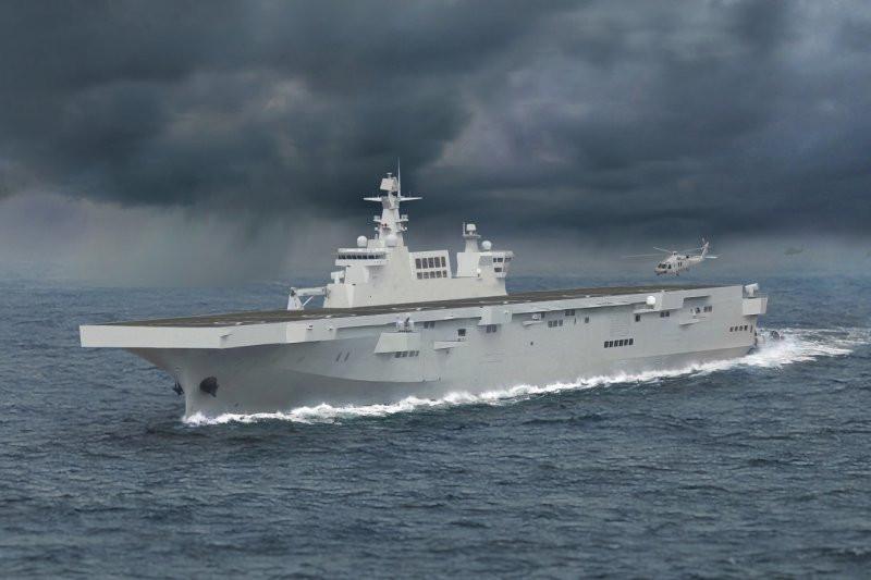 Patroli di Selat Taiwan, Kapal Serbu Tiongkok Ini Diklaim Lebih Hebat dari Milik Amerika Serikat - JPNN.com