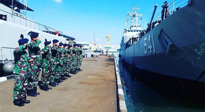 Menyedihkan, KRI Teluk Jakarta 541 Bocor Lalu Tenggelam - JPNN.com