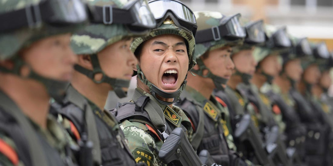 Tiongkok Makin Songong, Militer Taiwan Gelar Latihan Tembak Besar-besaran - JPNN.com