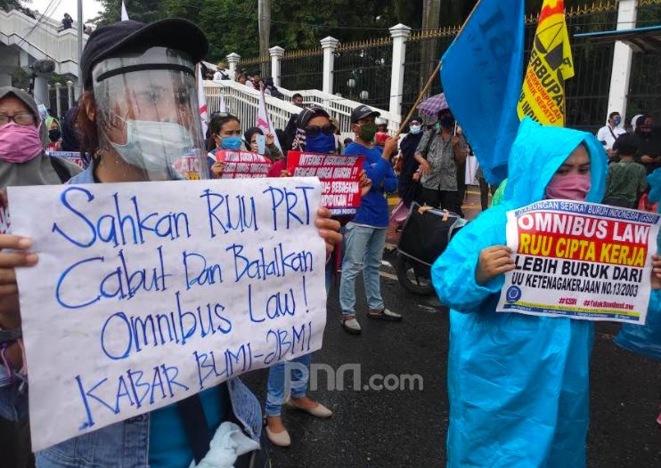 Tenaga Ahli KSP Mengaku Puyeng Mengkaji RUU Cipta Kerja ...