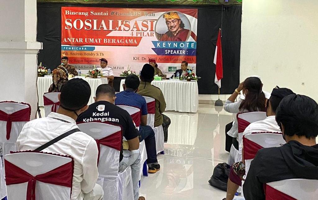 Bersama Gus Nuril, Bamsoet Ajak Pemuka Agama Terus Merekatkan Ikatan Kebangsaan - JPNN.com