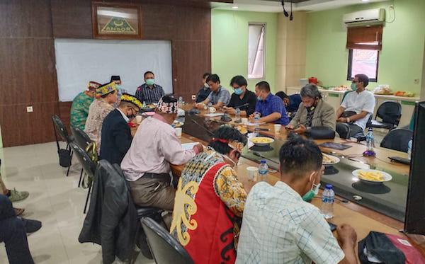 GP Ansor dan Orang Dayak Berkolaborasi untuk Perkuat Pancasila - JPNN.com