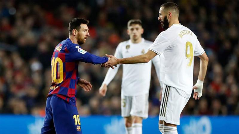 Benzema Masih Punya Peluang Menyalip Messi - JPNN.com