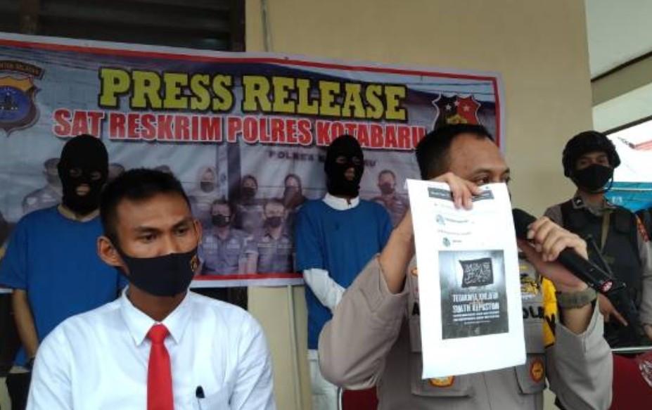 Diduga Berbuat Terlarang di Medsos, 2 Guru Honorer Diamankan, Pengacara Geram - JPNN.com
