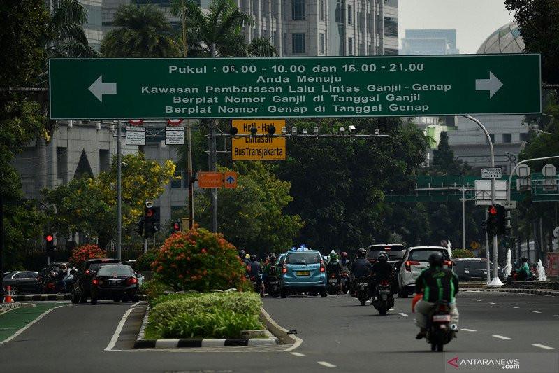 Kapan Ganjil Genap di Jakarta Diberlakukan? - JPNN.com