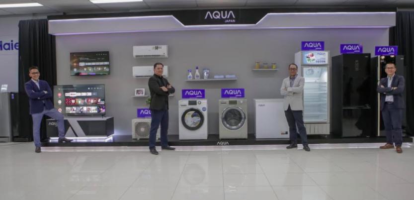 Ini AC Aqua Japan Terbaru, Bisa Membunuh Virus dan Bakteri - JPNN.com