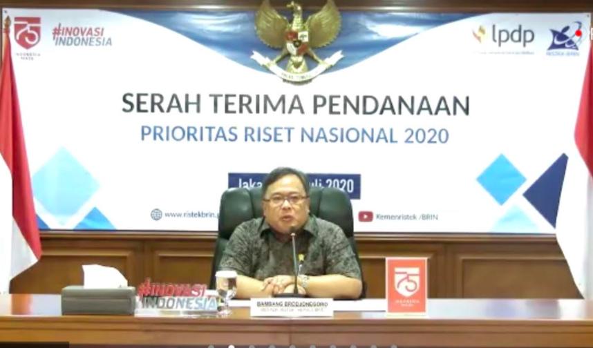 Pemerintah Menggelontorkan Dana Prioritas Riset Nasional Rp 243,504 Miliar - JPNN.com