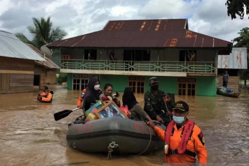 Banjir di Konawe Meluas - JPNN.com