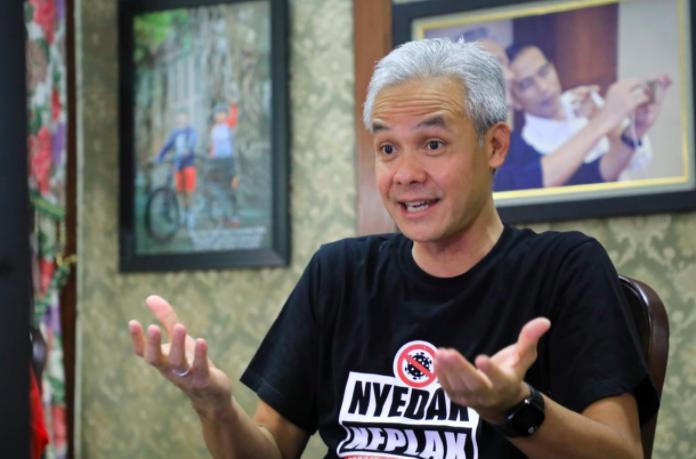 Kisah Hidup Mengharukan Sebelum Sukses, Ganjar Mengaku Dulu Banyak Utang - JPNN.com
