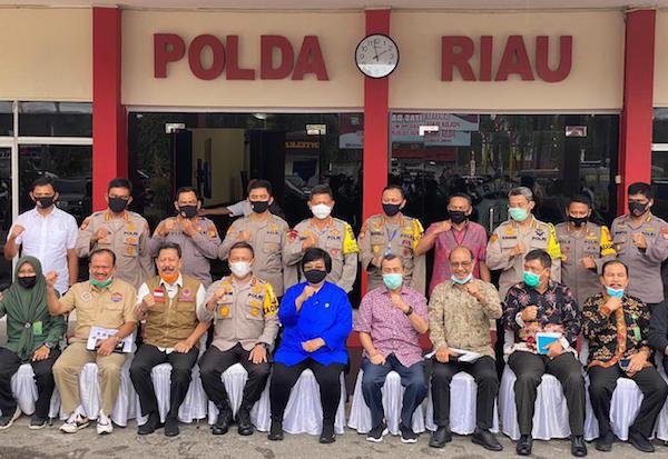 Menteri Siti Dorong Upaya Pencegahan Permanen Karhutla - JPNN.com