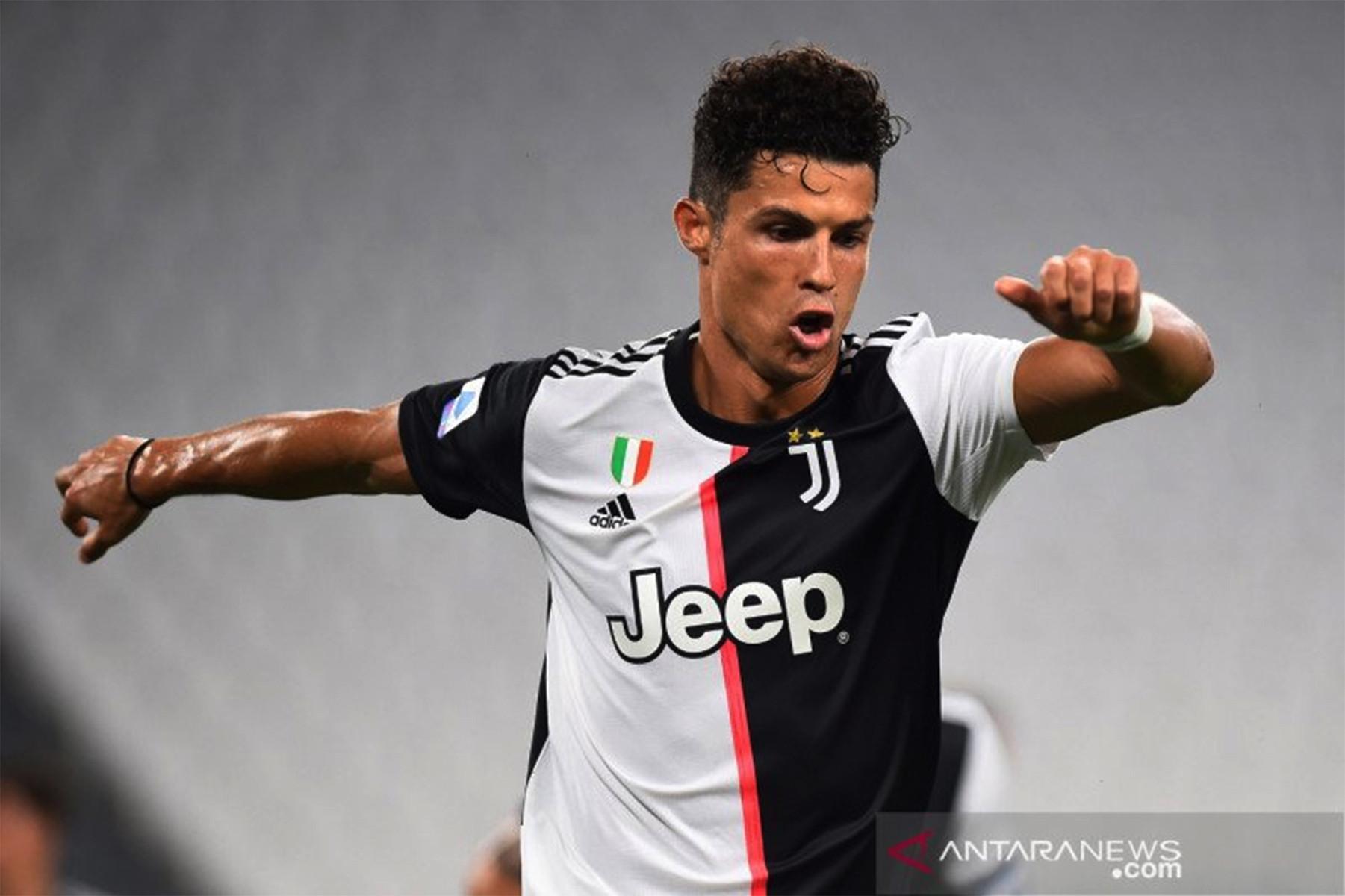 Cristiano Ronaldo Ukir Rekor Fantastis - JPNN.com