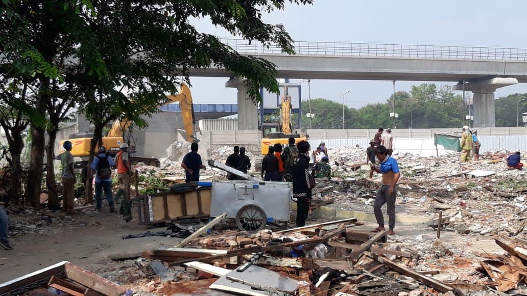 PN Jakarta Timur Eksekusi 24 Bidang Lahan Untuk Proyek Kereta Cepat Jakarta Bandung - JPNN.com