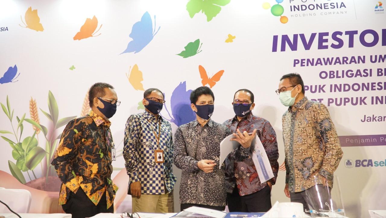 Pupuk Indonesia Bukukan Kinerja Positif di Kala Pandemi - JPNN.com