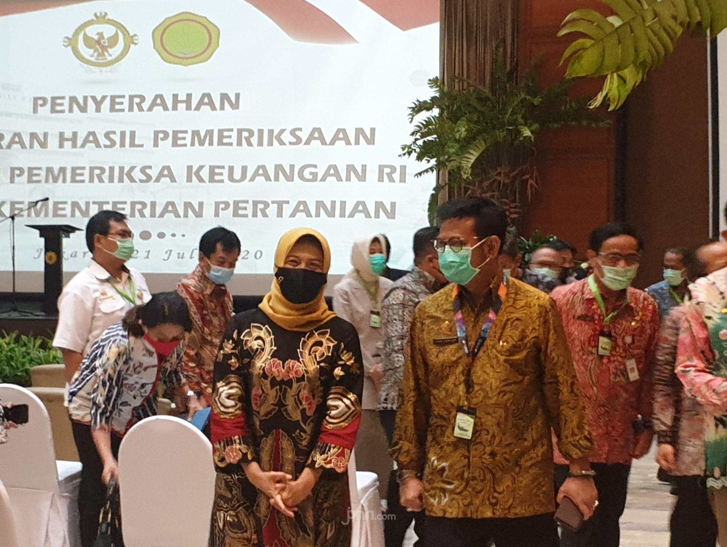 Mentan Syahrul Yasin Limpo: Hari Ini Saya Bangga - JPNN.com