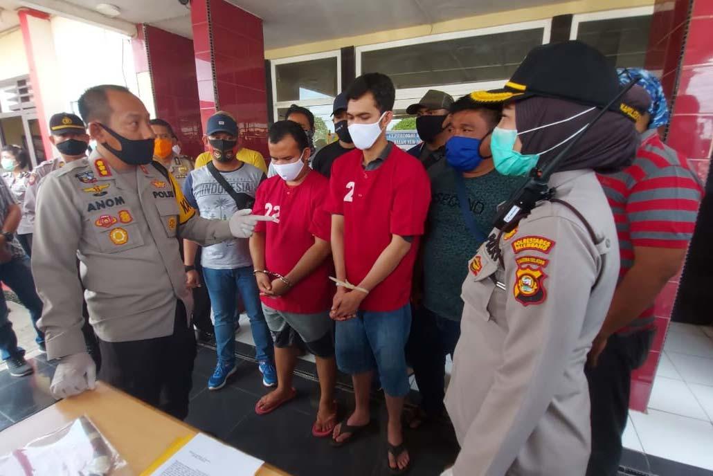 Pelaku Pengeroyokan yang Menewaskan Rio Pambudi Akhirnya Ditangkap, Lihat Tampangnya - JPNN.com