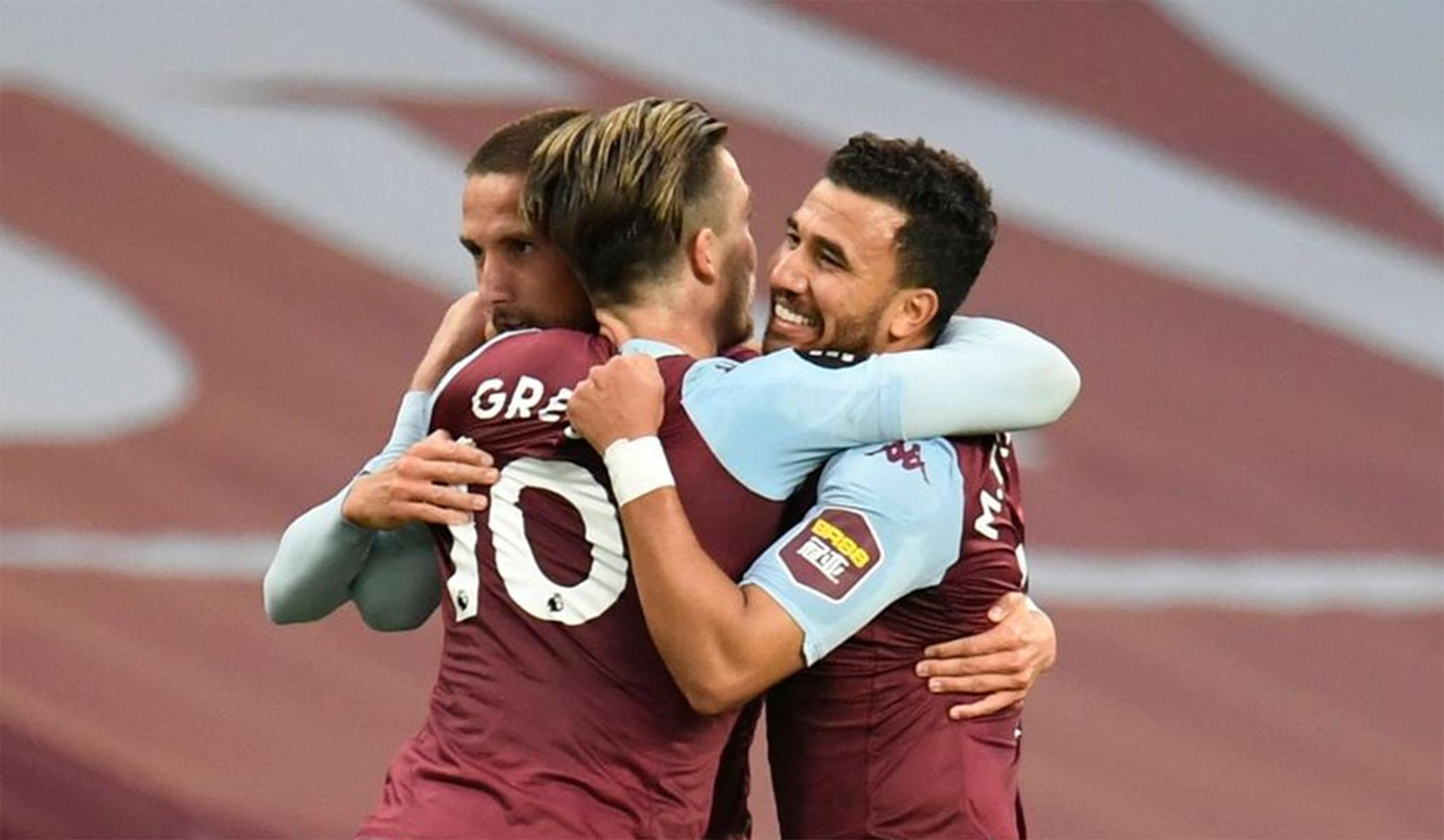 Aston Villa Catat Kemenangan Penting, Bersejarah - JPNN.com