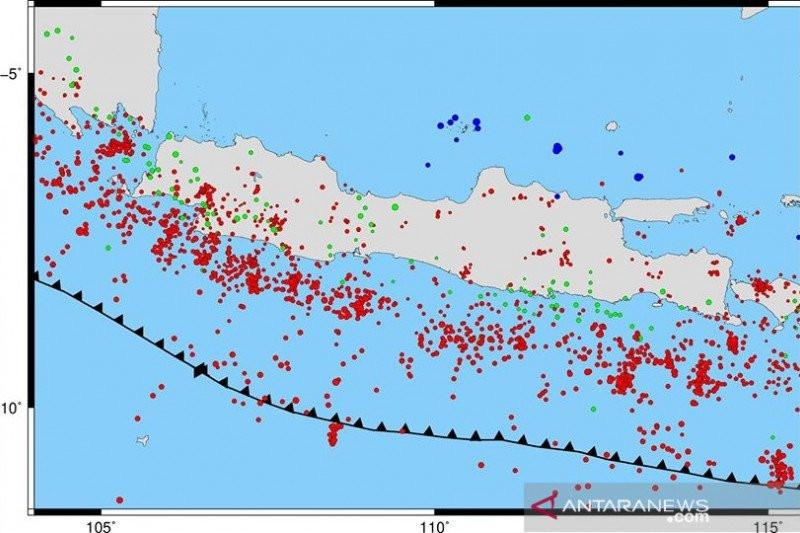 Selalu Waspada, Jawa Barat Daerah Paling Aktif Gempa di Pulau Jawa - JPNN.com