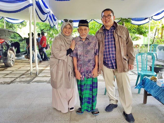 Ayah Fahri Hamzah Meninggal Dunia, Fadli Zon dan Sejumlah Tokoh Berbelasungkawa - JPNN.com