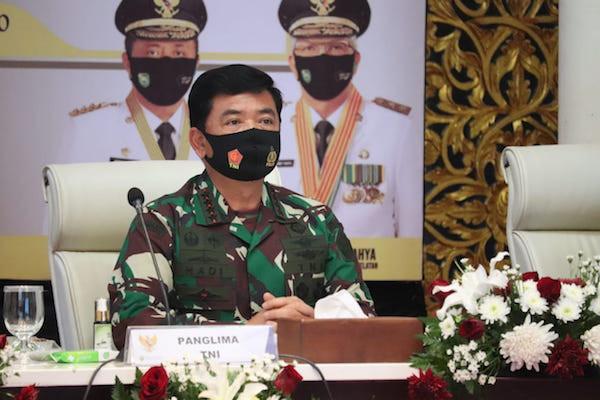 Panglima TNI Putuskan untuk Mutasi 181 Perwira Tinggi TNI, Ini Daftar Namanya - JPNN.com