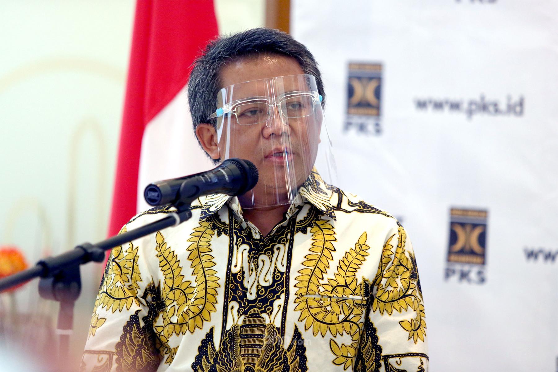 Presiden PKS Sedih Mendengar Mahfud MD dan Jokowi Tak Bisa Berbuat Apa-apa - JPNN.com