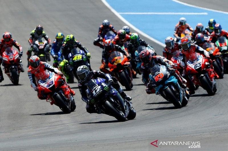 Mohon Maaf! Dorna Batalkan Gelaran MotoGP 2020 di 3 Negara Ini - JPNN.com