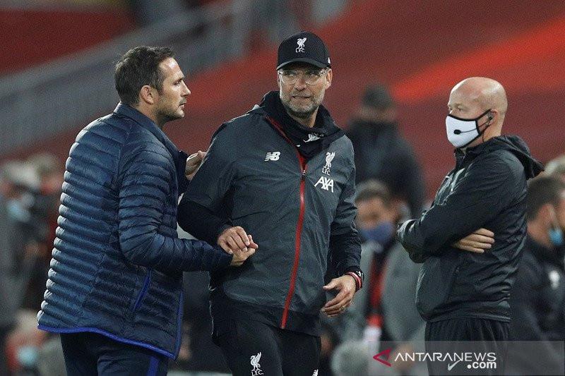 Klopp Jawab Begini Soal Tudingan Lampard Pemain Liverpool Arogan - JPNN.com