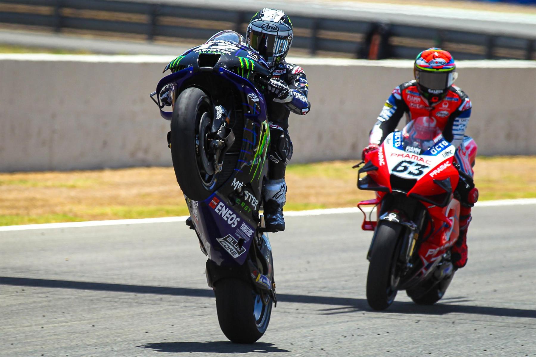 Inilah 10 Pembalap yang Langsung Tembus Kualifikasi Utama MotoGP Andalusia, Marquez? - JPNN.com
