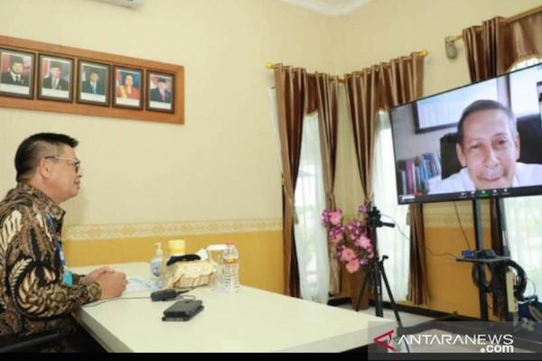 Gubernur Irianto Sebut Lima Investor Berencana Bangun PLTA Kayan - JPNN.com