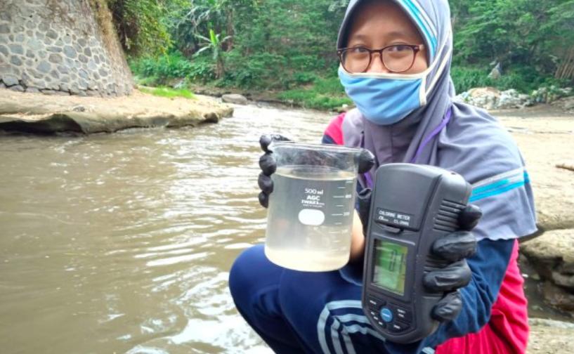 Aliran Sungai Tercemar Klorin Akibat Penggunaan Disinfektan selama Pandemi - JPNN.com