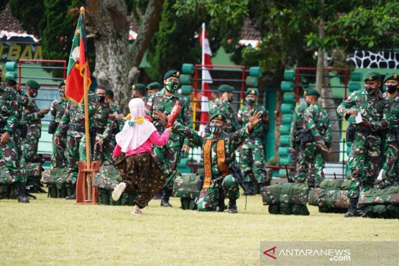 448 Prajurit Pamtas RI-Malaysia Begitu Luar Biasa - JPNN.com