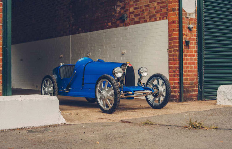 Bugatti Luncurkan Mobil Klasik untuk Anak-anak, Harganya Fantastis - JPNN.com