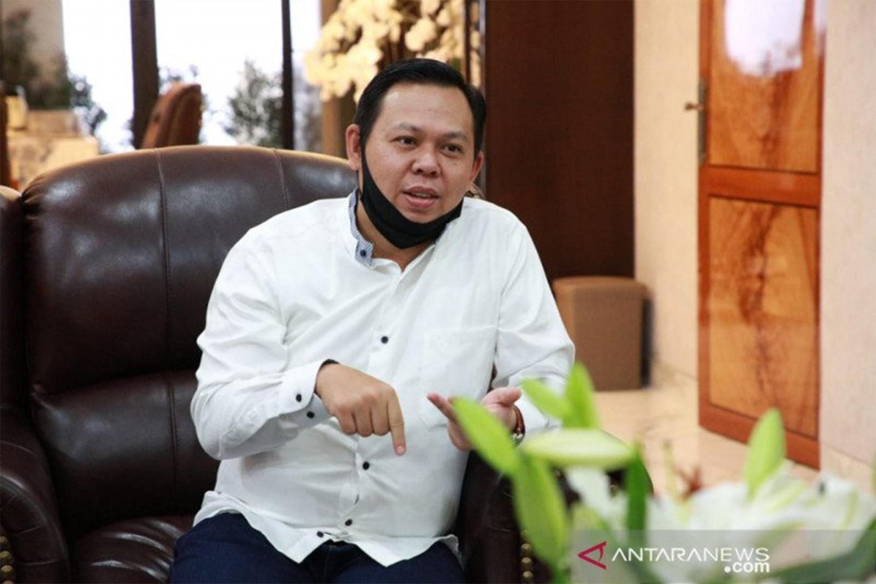 Sultan dan Kabareskrim Bicara soal Djoko Tjandra Saat Syukuran di Rumah La Nyalla - JPNN.com