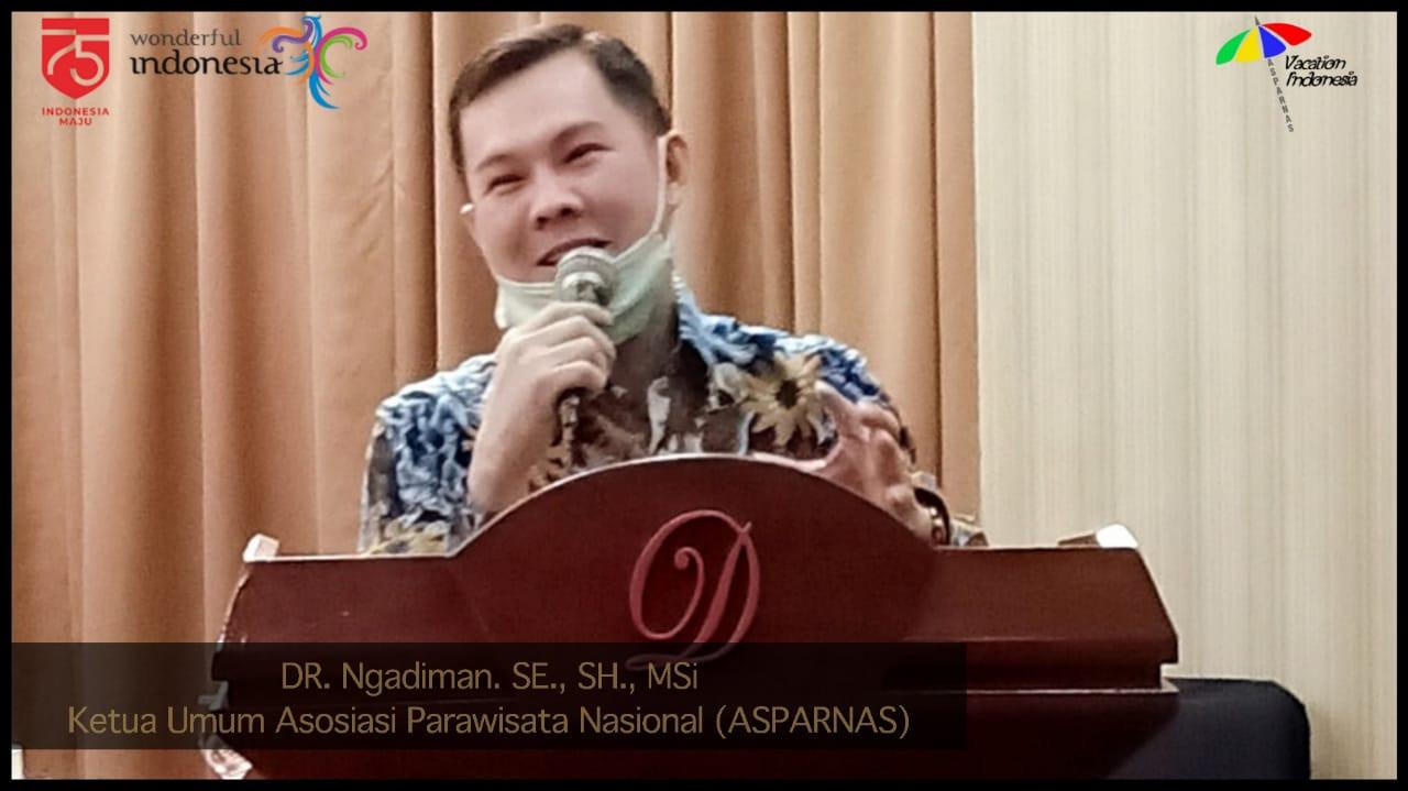 Terpilih Jadi Ketua Asparnas, Ngadiman Siap Sukseskan Program Jokowi - JPNN.com
