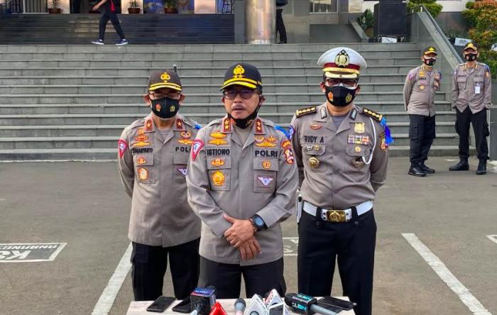 Korlantas Polri Mengerahkan 15 Ribu Personel untuk Pengamanan Mudik Iduladha - JPNN.com