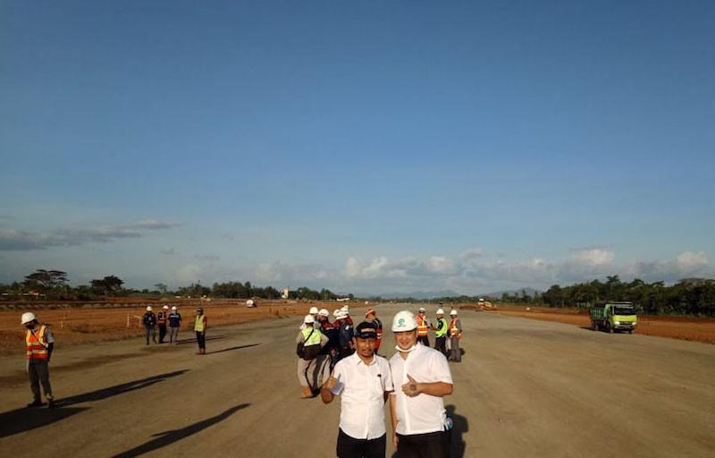 Progres Pengaspalan Bandara JB Soedirman Capai 80 Persen - JPNN.com