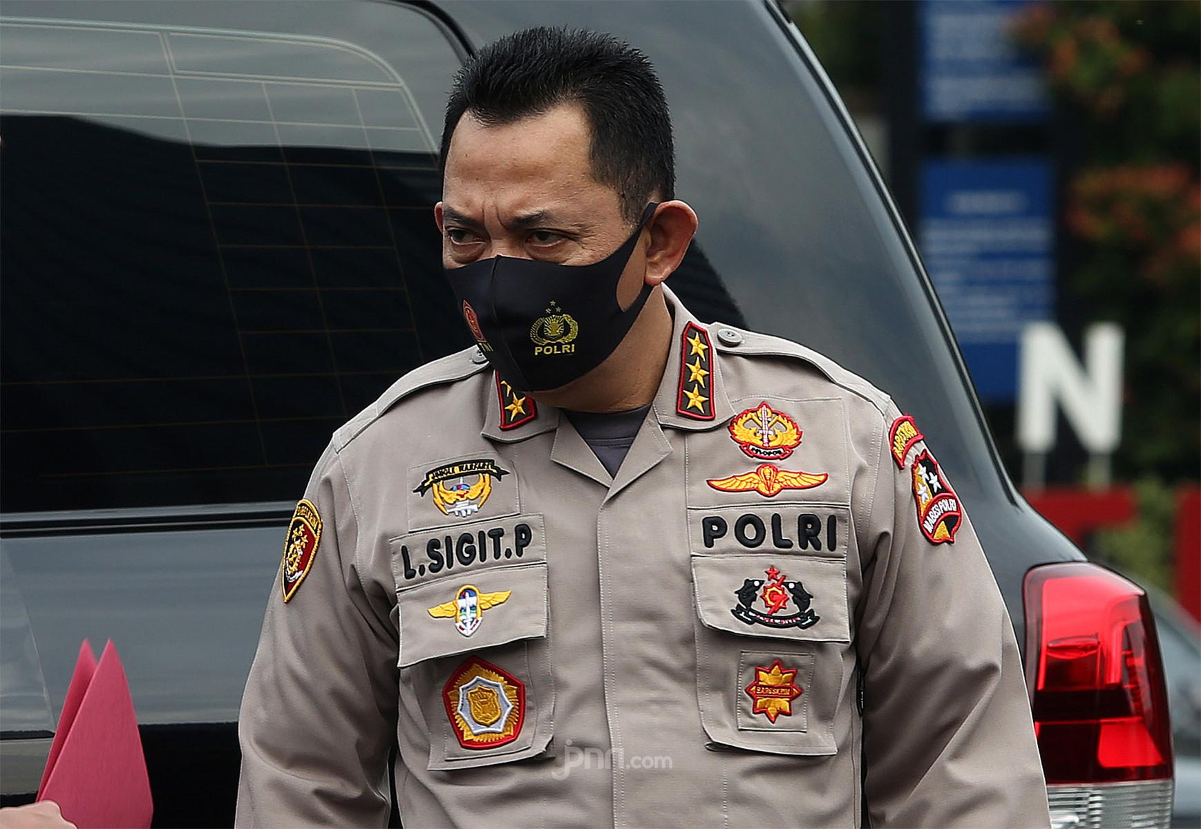 Besok Dilantik Jokowi, Komjen Listyo Diprediksi Langsung Mutasi Para Jenderal - JPNN.com