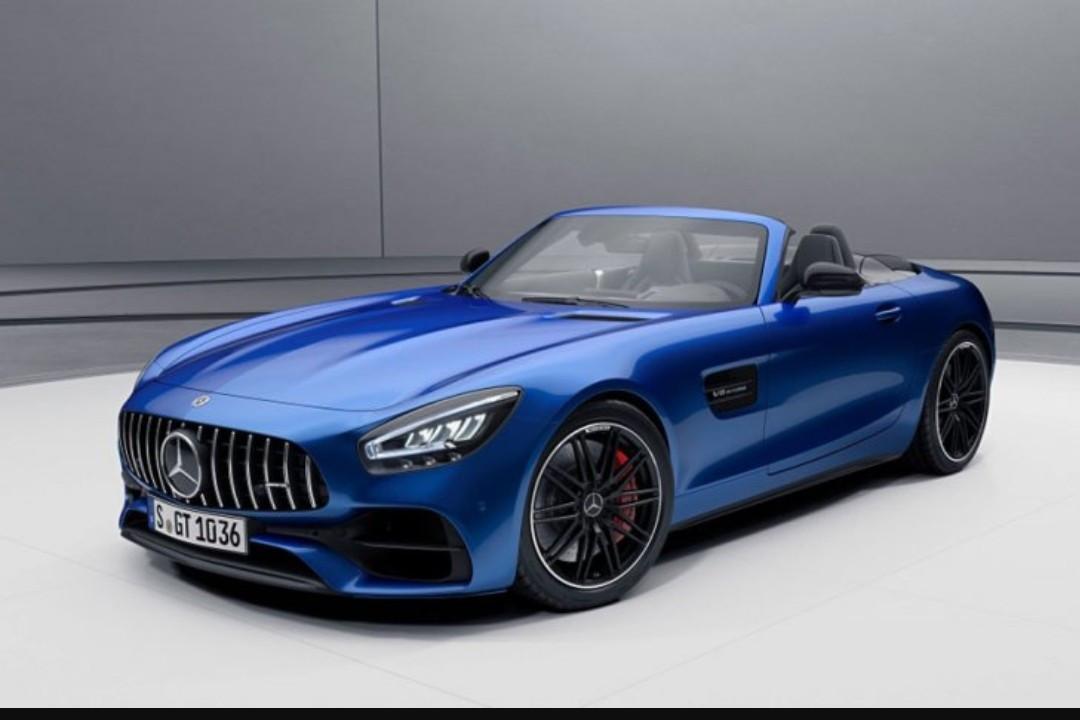 Mercedes-Benz AMG GT 2020 Sudah Bisa Dipesan, Ada 2 Varian - JPNN.com