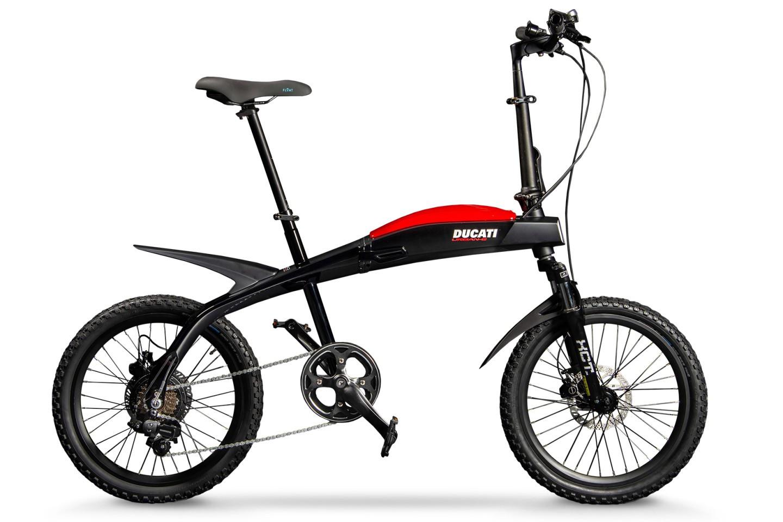 Ducati Luncurkan Sepeda Lipat Listrik - JPNN.com
