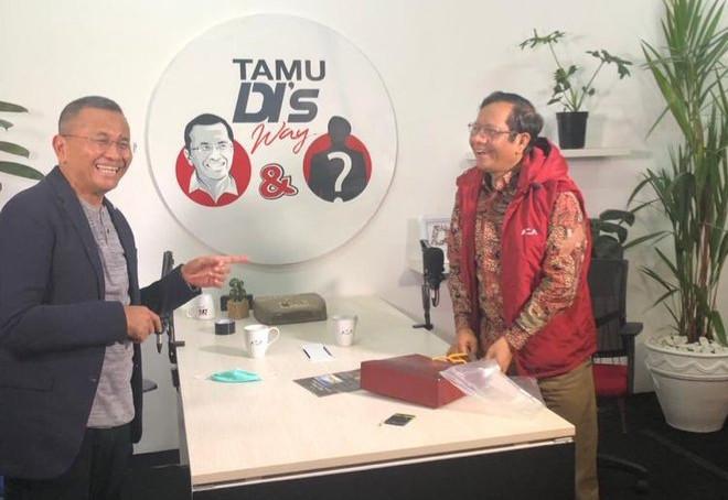 Mahfud MD: Dahlan Iskan Sahabat Saya - JPNN.com
