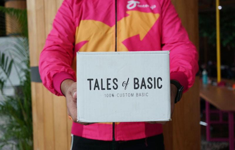 Tales of Basic Gandeng Anteraja untuk Perluas Jangkauan Distribusi - JPNN.com