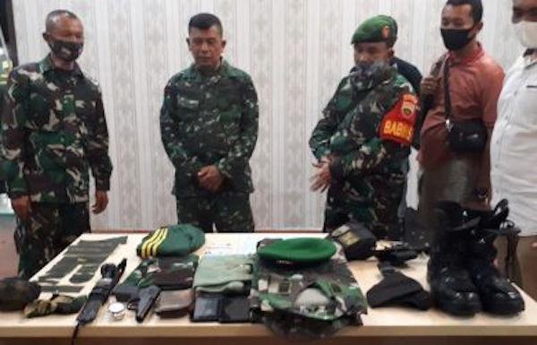 Belasan Tahun Jadi TNI Gadungan, Kedok Muslianto Terbongkar Saat Bertemu Prajurit Asli - JPNN.com