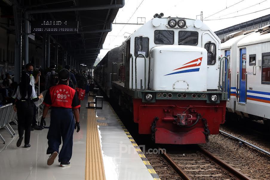 Balitbang Kemenhub dan Perguruan Tinggi Kaji Strategi Pemulihan Angkutan Kereta Api - JPNN.com
