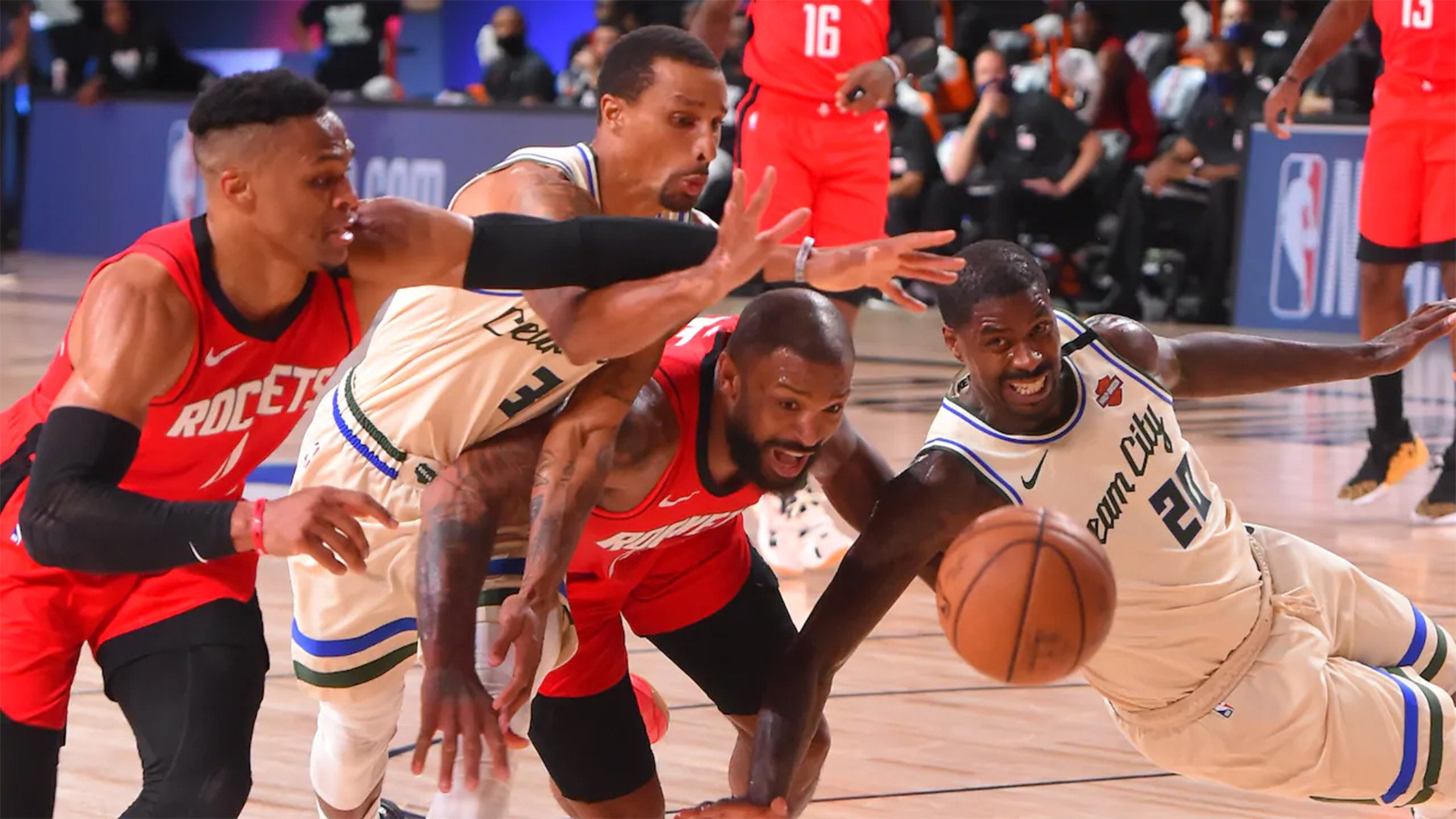 Hasil Pertandingan NBA Hari Ini: Houston Rockets Hantam Milwaukee Bucks - JPNN.com