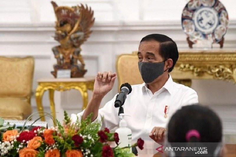 Member KAMI Tokoh Berpengaruh, Jokowi Perlu Waspada - JPNN.com