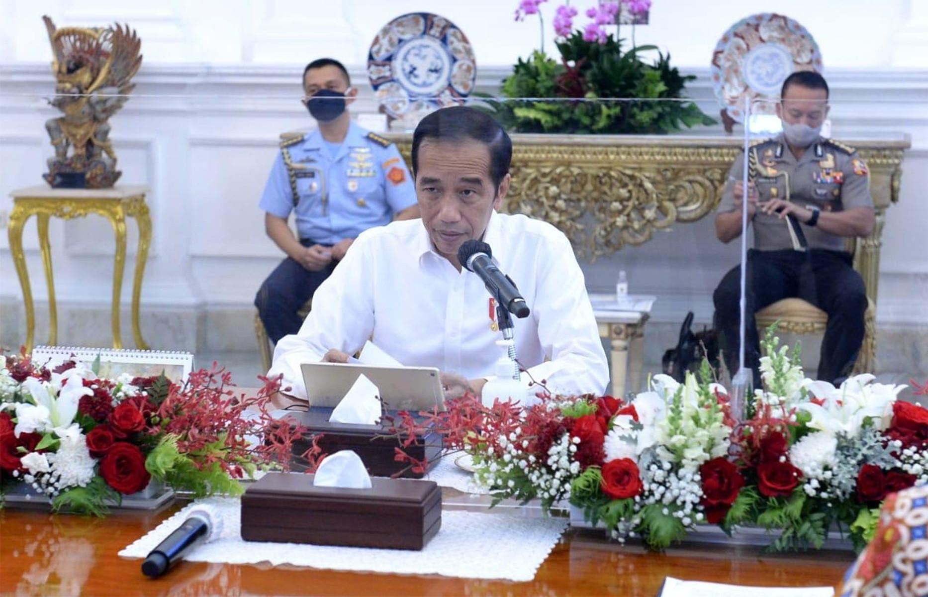 Jokowi Minta Kader GP Ansor Hidup Sehat dan Rajin Berzikir - JPNN.com